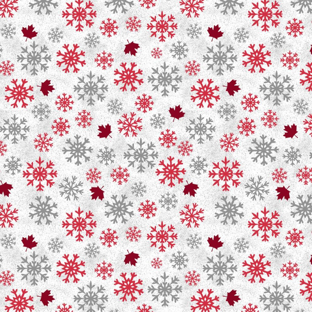 Canadian Christmas By Windham Fabrics